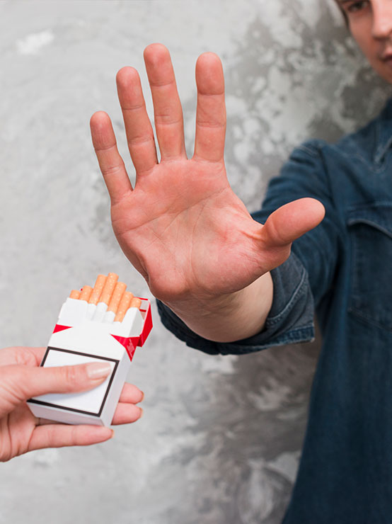 Nikotyna-terapia